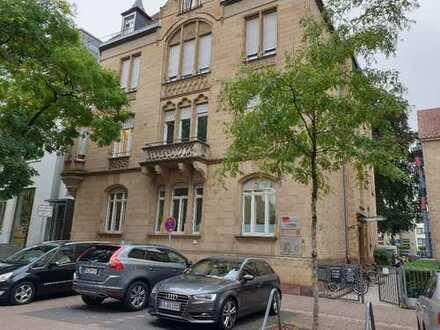4 helle ruhige Büroräume im Altbau am Mühlburger Tor in Bürogemeinschaft