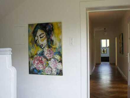 Exklusive, gepflegte 5-Zimmer-Wohnung mit Terrasse und EBK in Schwetzingen