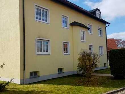 3-Zimmerwohnung mit großem Freisitz und Tiefgaragenplatz