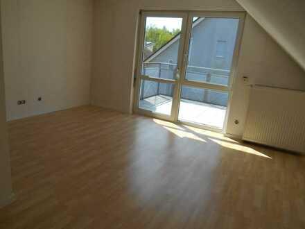 Schöne, helle, ruhige 1-Zimmer-Wohnung mit Balkon und EBK in Baden-Baden