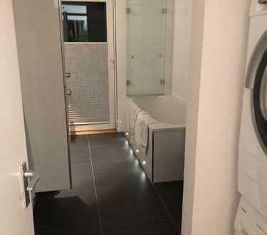 Schöne, helle, geräumige Maisonette Wohnung mit drei Zimmern in Hamburg, Poppenbüttel