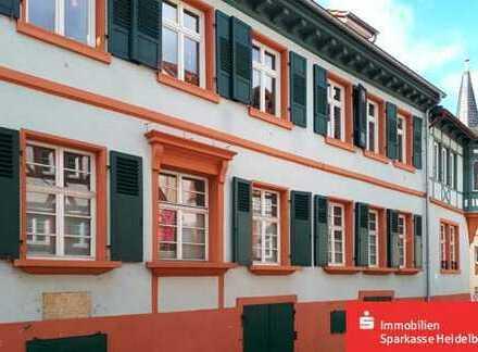 4-Zimmer-ETW im historischen Menzerhaus im Herzen der Altstadt von Neckargemünd