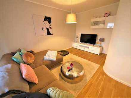 Tolle 2-Zimmer-Wohnung mit Süd-West-Balkon - inklusive Einbauküche