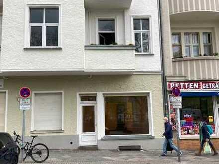 Praxis - Büro - Einzelhandel - Ladenwohnung - Ferienwohnung - Atelierwohnung
