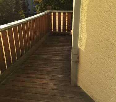 5 Raumwohnung mit Balkon