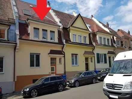 Stadthaus mit viel Charm, top renov. 7 Zi 165 Wfl. m. Dachstud, v. Extras, Nbg Nord, Rechenberg Park