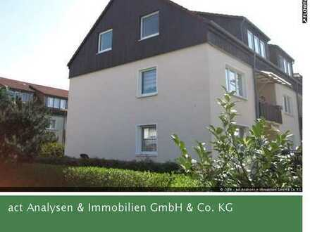 Gepflegte 3-Zimmerwohnung im Dachgeschoss in Augustdorf