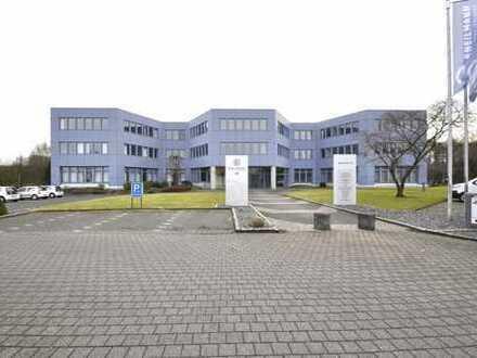 Freundliche Bürofläche mit Räumen in Mecklenbeck