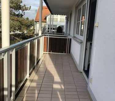 Moderne 3-Zimmer-Wohnung im herrlichen Kurort Bad Wörishofen