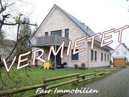 * SEBALDSBRÜCK, WILHELM-BUSCH-VIERTEL│Neuwertige 4-Zi. Erdgeschoss Whg. mit eigenem Garten