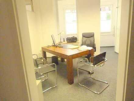 Büro mit Synergieeffekt