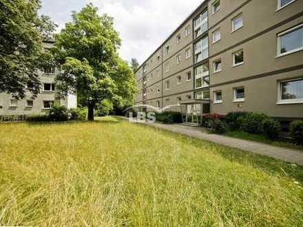 Sofort verfügbare 3-Zimmer-Wohnung mit viel Grün und U-Bahn-Anschluss - München-Fürstenried!