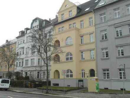 Super DG-Mais.-Wohnung mit Balkon und Dachterrasse auf dem Kaßberg