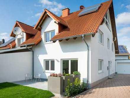 Doppelhaushälfte mit Garage in Weiterstadt-Gräfernhausen