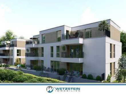 Schicke 4-Zimmer-Neubauwohnung mit Sonnenbalkon in guter Lage von Bruchköbel