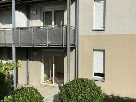Eigentumswohnung mit Terrasse in Zentraler Lage von Schlüchtern