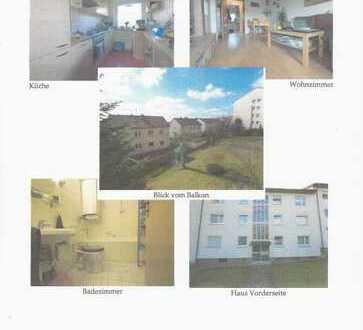 3-Zimmer-Wohnung mit Balkon und Einbauküche in leonberg-Höfingen