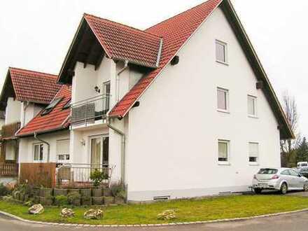 3 Zimmer Mietwohnung im Erdgeschoß mit Terrasse