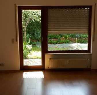 Gepflegte 3-Zimmer-Maisonette-Wohnung im EG mit Garten in Heidelberg-Wieblingen