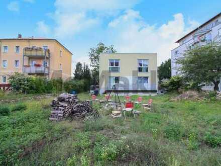 Voll erschlossenes Baugrundstück für Ihr individuelles Eigenheim in Toplage von Dresden-Cotta