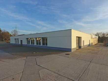 800qm Lager & Produktionsfläche in Halle (Beesen)