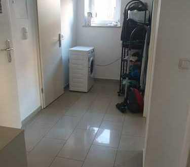 Zimmer mit Fußbodenheizung und mit einer tollen Terasse