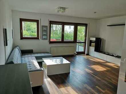 Schöne komplett möblierte 2,5-Zimmer Wohnung in Leinfelden-Echterdingen (Stetten)
