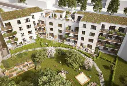 Traumhafte Wohnung mit Dachterrasse