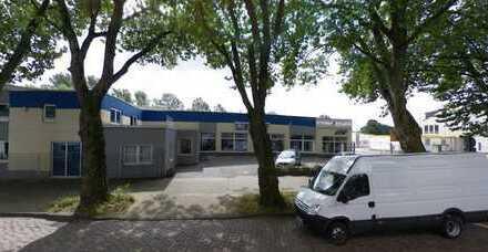 Provisionsfreie flexible Halle mit Büro mit sehr guter Anbindung