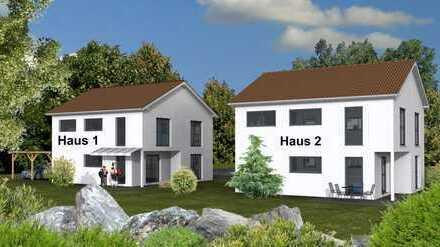 3 energieeffiziente Einfamilienhäuser in hochwertiger Massivbau