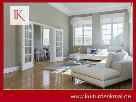 Denkmalschutz-AfA | Perfekt im Szeneviertel | Kernsanierung | Stellplatz | Lift | Balkon | KfW