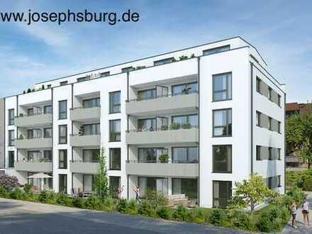 Erstbezug: Ruhiges Penthouse in perfekter Lage mit Alpenblick