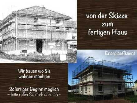 Stadtvilla - 114 m2 - jetzt mieten, später kaufen