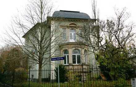 """Einzigartige Stadtvilla nahe """"Großen Garten"""" für Gewerbe- und Wohnnutzung"""