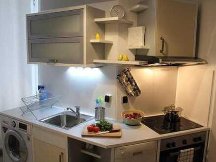 Vollausgestattetes 18 m² Zimmer // top-Lage im Ostend inkl. Putzhilfe