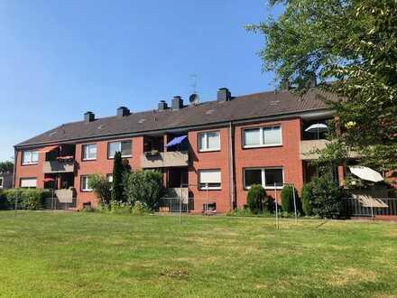 2-Zimmer-Erdgeschosswohnung TOP-Saniert mit Balkon in Dinslaken - Danziger Str. 26