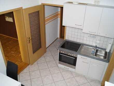 2-Raum-Wohnung in Mülsen inkl. Gartennutzung, EBK und Fußbodenheizung