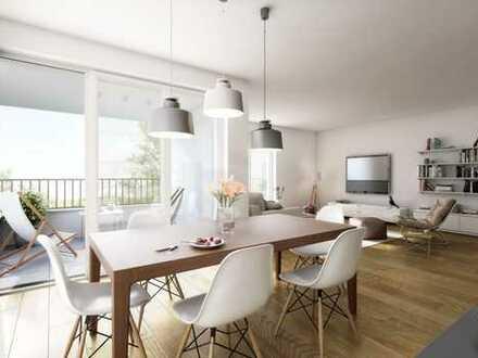 Sympathisches 2-Zimmer-Apartment mit elegantem Balkon in begehrter Lage Langens