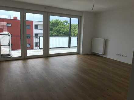 neu gebaute 3 Zimmer Wohnung nur mit Wohnberechtigungsschein !