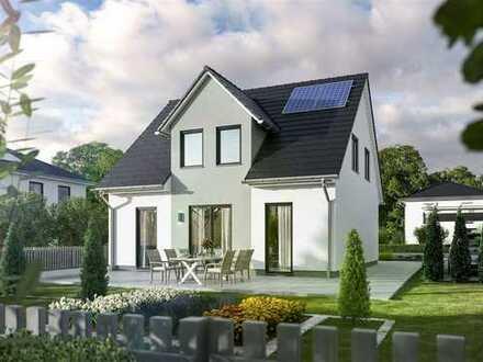 idyllisches Haus auf großem Grundstück in Wensickendorf