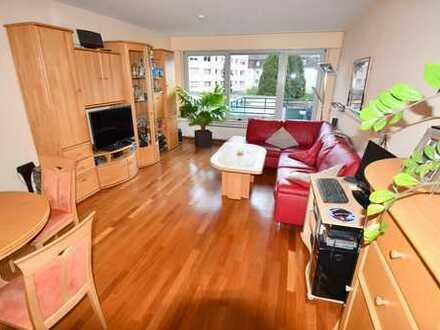 Sonnendurchflutete Südbalkon Wohnung möbliert in gepflegter Wohnanlage