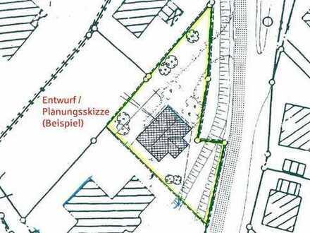 Baugrundstück (Baulücke) in Bad Laasphe