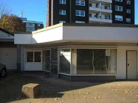 Jetzt günstig mieten ! Sanierungsbedürftige Gewerbefläche mit großzügigem Kellerbereich