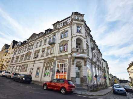 Ansprechende Single-Wohnung mit Balkon, Erker und EBK zur Kapitalanlage!