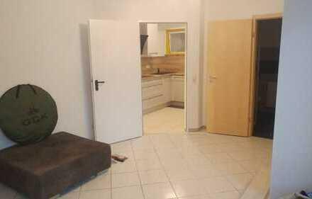 Modernisierte 3-Zimmer-Wohnung mit Einbauküche in Bechhofen