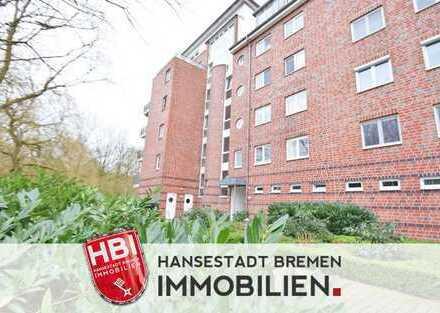 Findorff / Schicke Eigentumswohnung mit Fahrstuhl