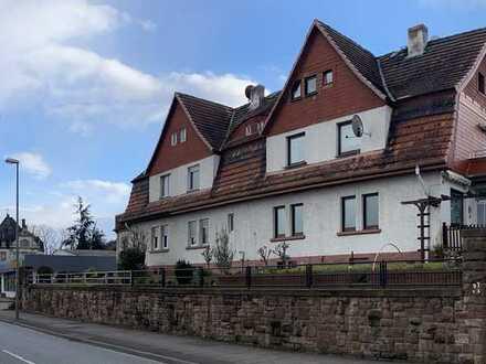 Reihenendhaus mit Rheinblick in Nierstein