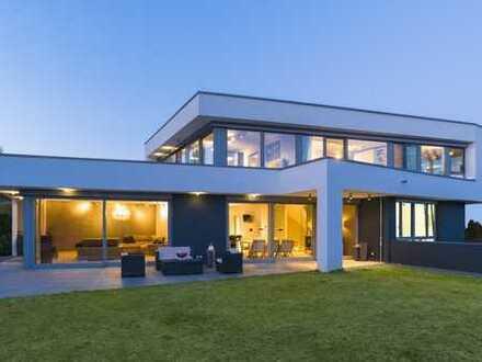 Meister der Form - High End Villa in absolut ruhiger Premiumlage