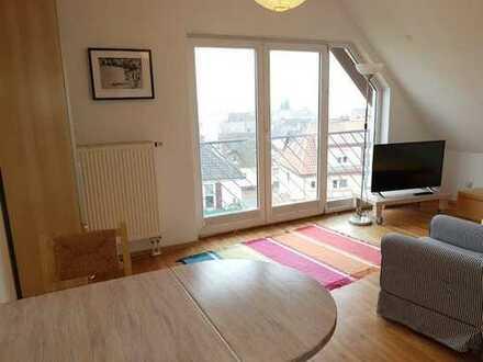 Schönes möbliertes 1-Zimmer Apartment
