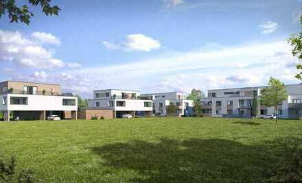Komfortable 3-Zi.-Penthouse-Wohnung auf fast 100m² mit großer Dachterrasse und Barrierefreiheit
